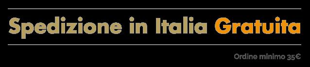spese spedizione ITALIA