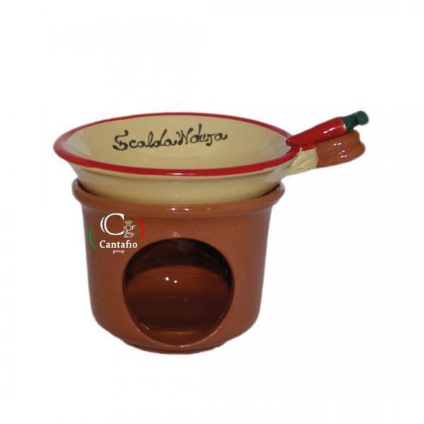 scaldanduja ceramica artigianale