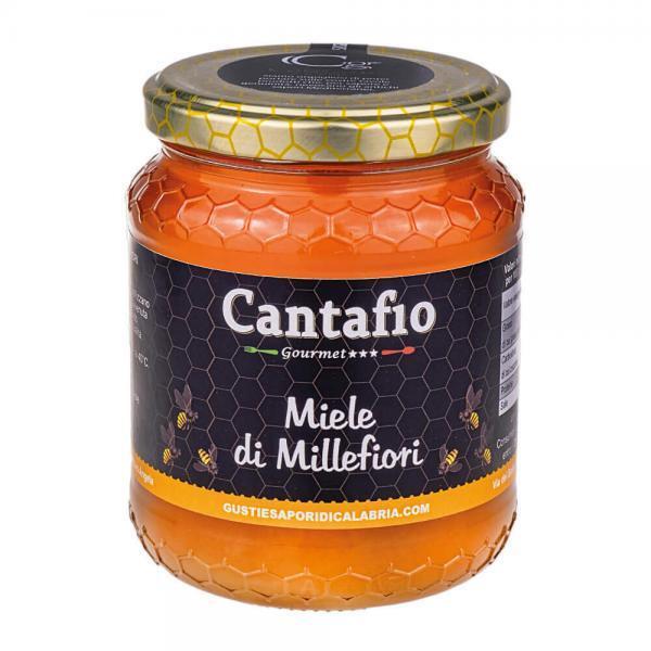 miele di millefiori 500 gr