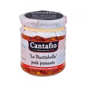 La Rustichella patè piccante 180 gr
