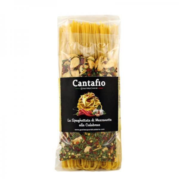 La Spaghettata di Mezzanotte alla Calabrese