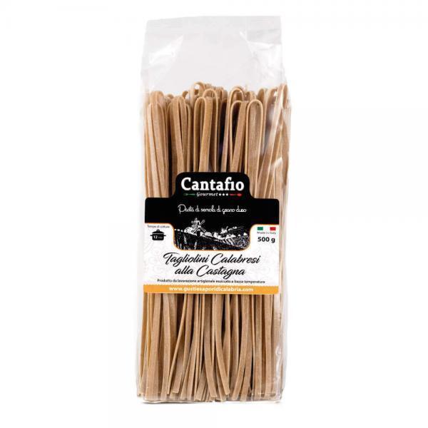 Tagliolini Calabresi alla Castagna 500 gr